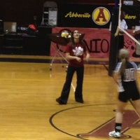 Photo taken at Abbeville High School by Susan R. on 10/17/2012