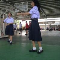 Photo taken at Sport Complex ม.ปลาย @SW2 by โอปาลอ~ on 11/5/2012