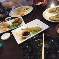 Photo taken at Okonomi Japanese Resturant by Nut C. on 5/29/2015
