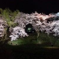 Photo taken at 경주동부사적지대 by Seungchul L. on 4/1/2014