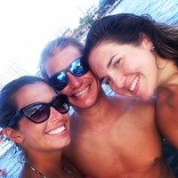 Photo taken at Lake Boca Raton by Vanessa P. on 8/31/2014