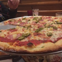 Photo taken at Brick Oven Pizzeria and Pub by Chris H. on 2/8/2017