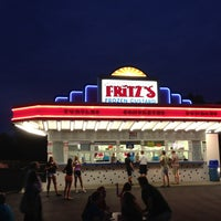 Photo taken at Fritz's Frozen Custard by Chris H. on 7/9/2013