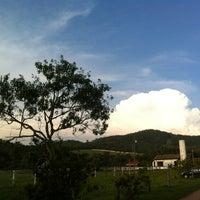 Photo taken at Hotel Fazenda Hípica Atibaia by Pamella C. on 10/27/2012