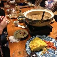 12/8/2012にatobeがそば七で撮った写真
