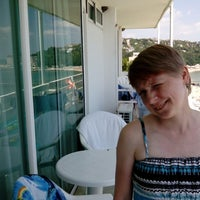 Photo taken at Hotel Veronica 3* by Vitaly G. on 7/24/2013