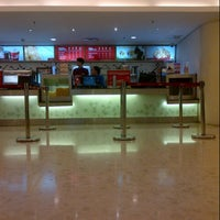 Photo taken at CGV Cinemas by Chikal A. on 7/26/2013