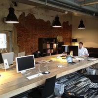 Photo taken at Gelderman Fabriek by Bas W. on 11/16/2012