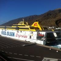 Photo taken at Puerto de la Estaca by Сергей Г. on 10/6/2013