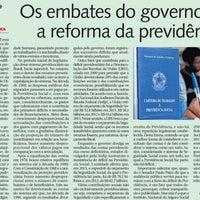 Photo taken at Diário da Manhã by João C. on 4/5/2016