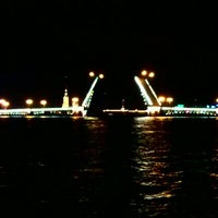 Photo taken at Palace Bridge by Anna Y. on 9/15/2012