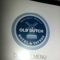 Photo taken at Old Dutch Tavern by Bridgette K. on 8/1/2013
