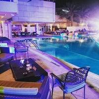 Photo taken at Sheraton Dubai Creek Hotel & Towers by Hensel F. on 11/6/2015
