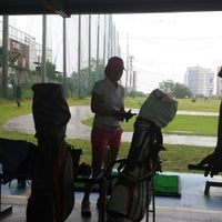 Photo taken at City Golf Driving Range by Philip W. on 7/28/2013