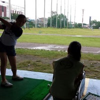 Photo taken at City Golf Driving Range by Philip W. on 7/27/2013