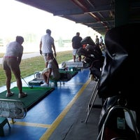 Photo taken at City Golf Driving Range by Philip W. on 4/4/2013