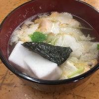 Photo taken at Mosuke Dango by Naomi♂ W. on 11/28/2016
