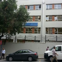 Photo taken at 50.Yıl Ahmet Merter İlköğretim Okulu by Kamran N. on 9/20/2013