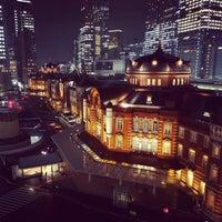Photo taken at Tokyo Station by meri K. on 10/29/2013