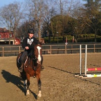 Photo taken at circolo ippico alessia jumping team by Andrea G. on 2/26/2013