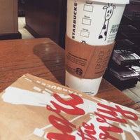 Photo taken at Starbucks by Michael D. on 1/25/2015