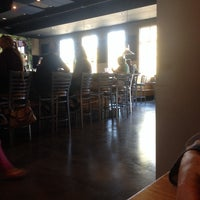 Photo taken at Latitude 42 Brewing Company by Thom P. on 10/13/2013
