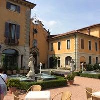 Foto scattata a Villa Porro Pirelli da Simone S. il 6/25/2015