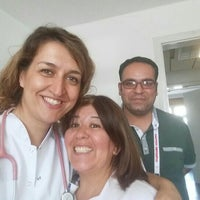 Photo taken at Hacettepe  Üniversitesi  Adölesan  kliniği by Melek Y. on 6/16/2016