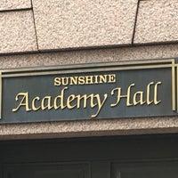 Photo taken at アカデミーホール by satoshi on 5/8/2017