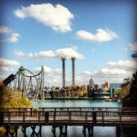 Photo taken at Universal's Islands of Adventure by Anthony P. on 2/10/2013