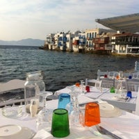 Photo taken at Mykonos Island by Pavel K. on 8/28/2013