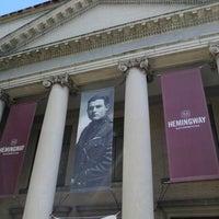 Photo taken at Ernest Hemingway Museum by Asuman S. on 9/21/2013