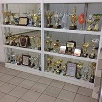 Photo taken at СФУ Корпус «Д» by Антон 👨 Д. on 5/14/2014