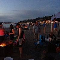 Photo taken at Alki Beach Park by David R. on 6/16/2013