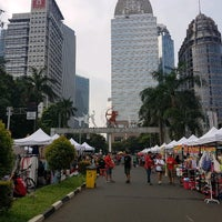 Photo taken at Kompleks Olahraga Gelora Bung Karno by クリスティン c. on 5/14/2017
