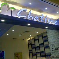Photo taken at Chatime by Cluelinary on 11/11/2012