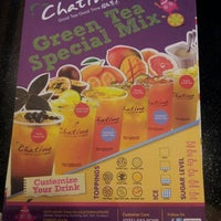 Photo taken at Chatime by Cluelinary on 10/15/2012