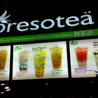 Photo taken at Presotea - Lotte Shopping Avenue by クリスティン c. on 3/23/2014