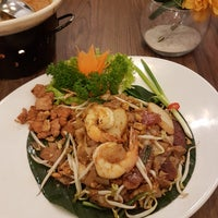 Photo taken at Penang Bistro by クリスティン c. on 3/25/2017