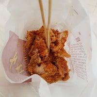 Photo taken at Shihlin Taiwan Street Snacks by クリスティン c. on 4/27/2017