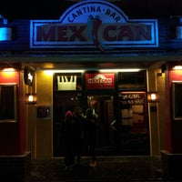 Photo taken at Cantina Bar Mexican by Eric d. on 12/23/2012