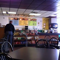 Photo taken at Blimpie by Gregg P. on 6/11/2013