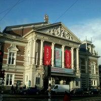 Das Foto wurde bei Het Concertgebouw von Володя am 11/6/2012 aufgenommen