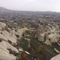Photo taken at Göreme Old Capadocia by Ecem ipek ö. on 11/15/2014