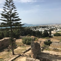 Photo taken at Carthage National Museum I Le musée national de Carthage I المتحف الوطني بقرطاج by JusttRy on 5/7/2017