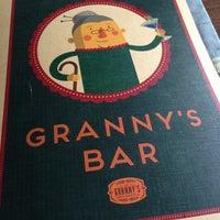 Снимок сделан в Granny's Bar пользователем Ксения К. 4/6/2013