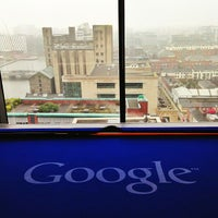 Photo taken at Google Ireland by Christoffer M. on 3/8/2013