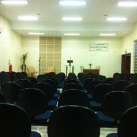 Photo taken at Salão do Reino das Testemunhas de Jeová by Geisa O. on 10/5/2013