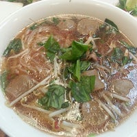 Photo taken at Phở Nam by Audrey D. on 8/14/2013