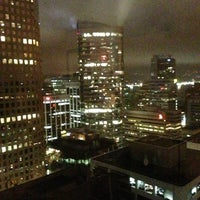 Photo taken at Four Seasons Hotel Vancouver by Greg S. on 3/15/2013